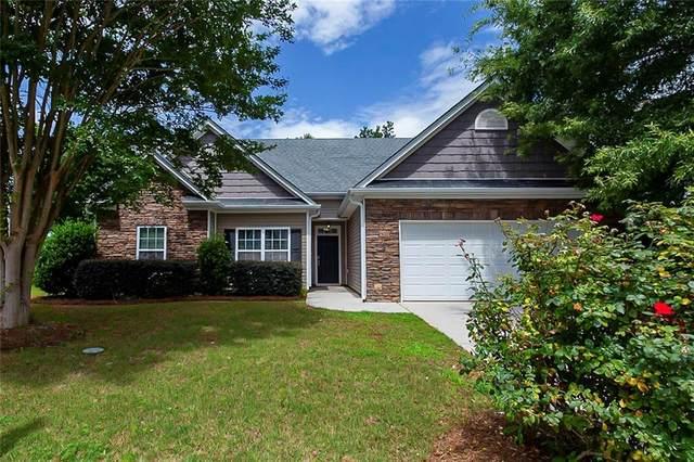 215 Village Park Drive, Newnan, GA 30265 (MLS #6915762) :: North Atlanta Home Team