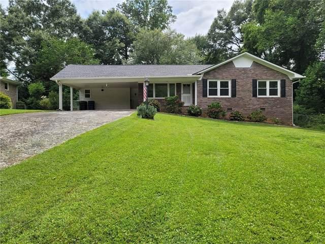 1005 Hampton Court, Kennesaw, GA 30144 (MLS #6915763) :: Path & Post Real Estate