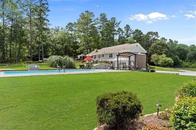 120 Donna Drive, Douglasville, GA 30134 (MLS #6915818) :: North Atlanta Home Team