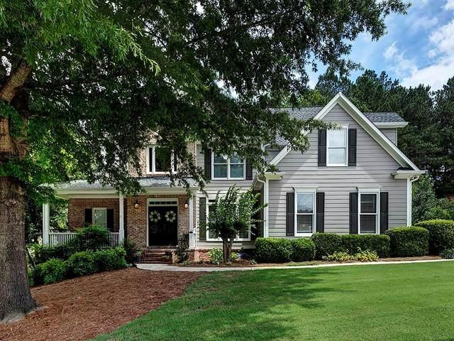 878 Bentwater Drive, Acworth, GA 30101 (MLS #6915822) :: North Atlanta Home Team