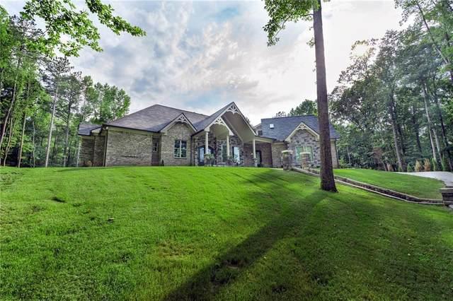318 Glen Lake Drive Drive, Hoschton, GA 30548 (MLS #6915840) :: North Atlanta Home Team