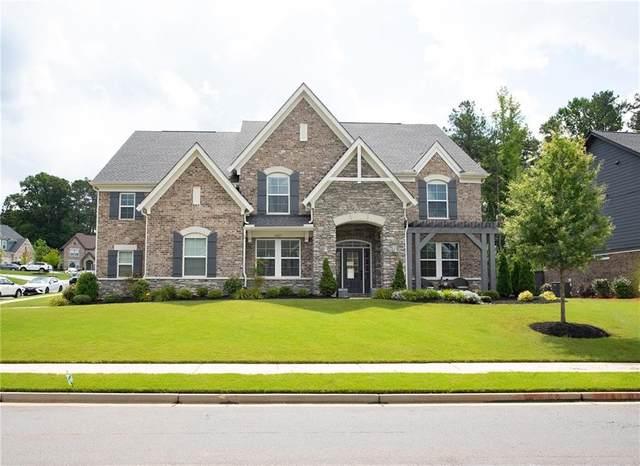 5157 Elkins Lane NW, Acworth, GA 30101 (MLS #6915850) :: Path & Post Real Estate