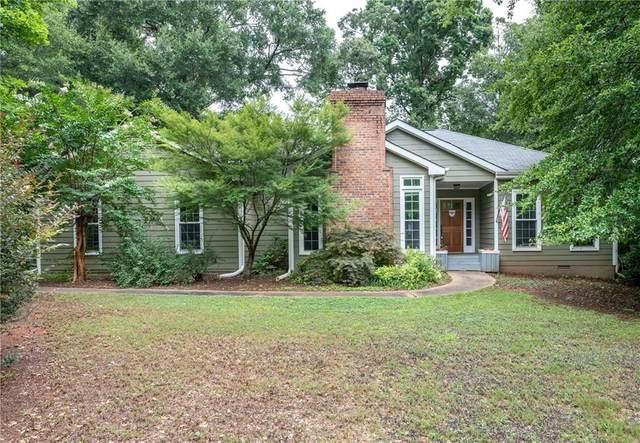 1041 Friar Road, Watkinsville, GA 30677 (MLS #6915914) :: North Atlanta Home Team