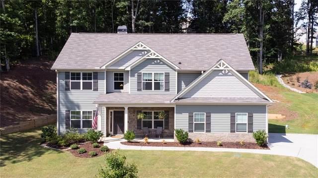 45 Blue Sky Drive, Dawsonville, GA 30534 (MLS #6915934) :: North Atlanta Home Team