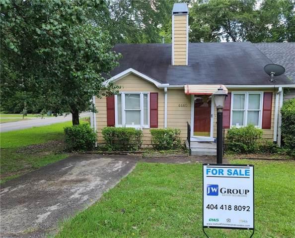 4440 Club Trace, Macon, GA 31210 (MLS #6915946) :: North Atlanta Home Team