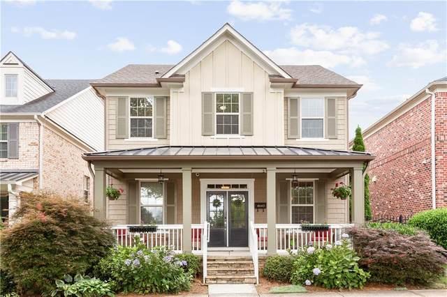 4662 W Village Drive SE, Smyrna, GA 30080 (MLS #6915992) :: North Atlanta Home Team