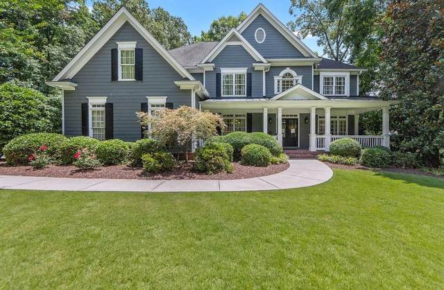 3162 Town Manor Circle, Dacula, GA 30019 (MLS #6915995) :: Charlie Ballard Real Estate