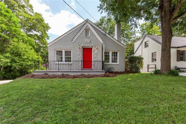 1346 Thurgood Street SW, Atlanta, GA 30314 (MLS #6915996) :: Todd Lemoine Team