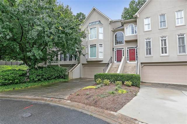 2530 Oakwood Way SE, Smyrna, GA 30080 (MLS #6916016) :: Good Living Real Estate