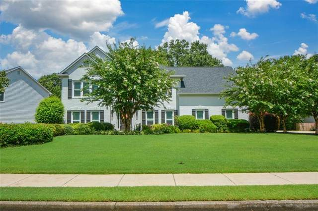 1030 Mayfield Manor Drive, Alpharetta, GA 30009 (MLS #6916043) :: Path & Post Real Estate