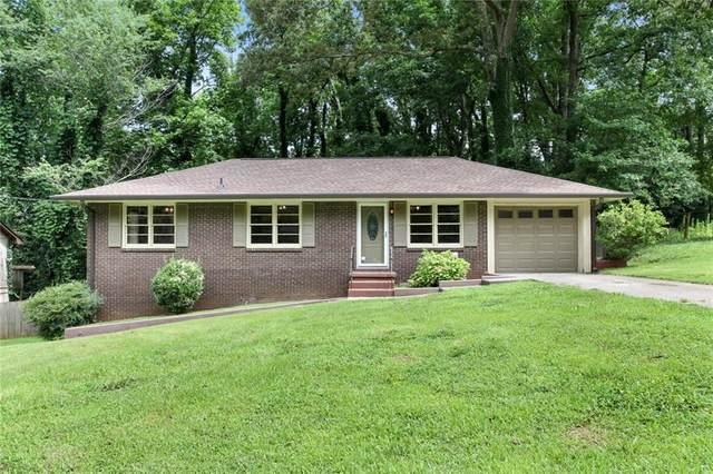 2490 Melody Lane NW, Kennesaw, GA 30152 (MLS #6916052) :: North Atlanta Home Team