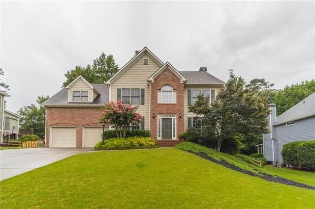 5505 Clipper Bay Drive, Powder Springs, GA 30127 (MLS #6916053) :: AlpharettaZen Expert Home Advisors