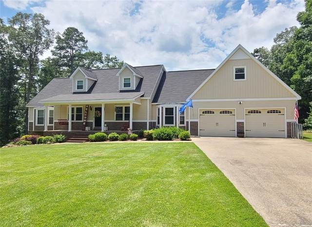 137 Shadowood Drive SE, Calhoun, GA 30701 (MLS #6916088) :: North Atlanta Home Team