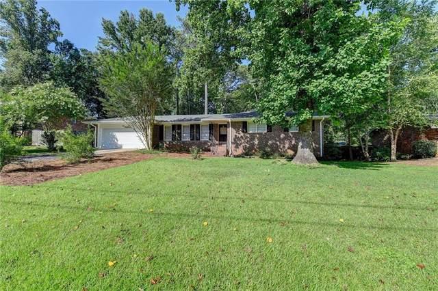 1063 Lanford Circle, Lilburn, GA 30047 (MLS #6916113) :: Maximum One Partners