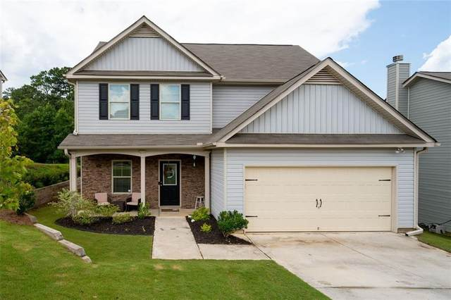415 Shady Glen, Dallas, GA 30132 (MLS #6916114) :: North Atlanta Home Team