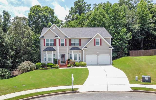 2807 Jacob Lane, Douglasville, GA 30135 (MLS #6916135) :: North Atlanta Home Team