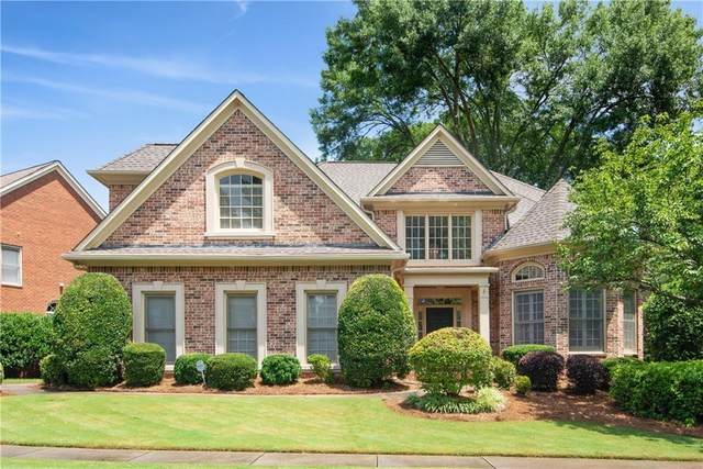 3253 Millwood Trail SE, Smyrna, GA 30080 (MLS #6916137) :: North Atlanta Home Team