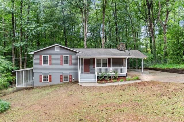 206 Oak Forest Drive, Canton, GA 30115 (MLS #6916153) :: Path & Post Real Estate
