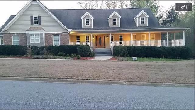 200 Carney Court, Ball Ground, GA 30107 (MLS #6916177) :: North Atlanta Home Team