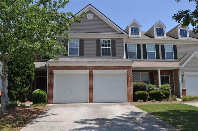 398 Weatherstone, Alpharetta, GA 30004 (MLS #6916199) :: North Atlanta Home Team