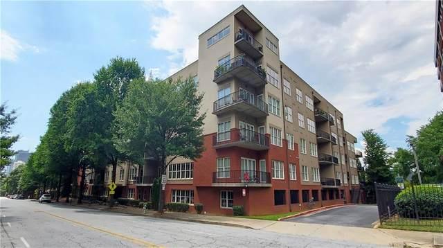 384 Ralph Mcgill Boulevard NE #308, Atlanta, GA 30312 (MLS #6916204) :: North Atlanta Home Team
