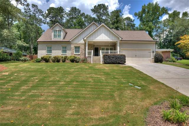 905 Pinehill Drive SE, Smyrna, GA 30080 (MLS #6916236) :: North Atlanta Home Team