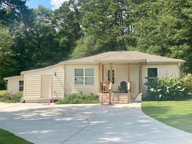 1605 Highway 138, Monroe, GA 30655 (MLS #6916260) :: Path & Post Real Estate