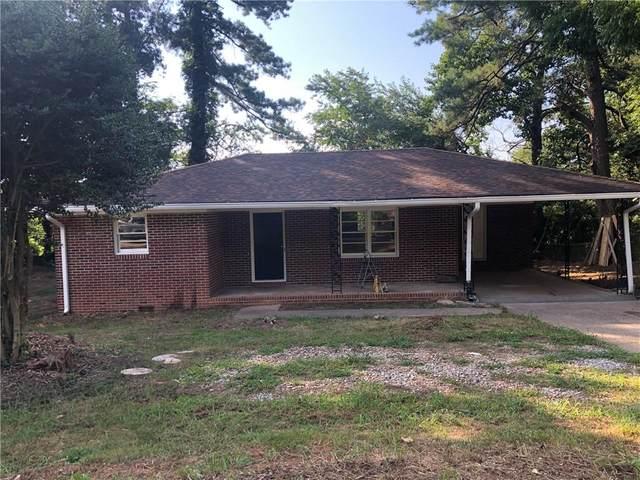 1640 March Drive, Gainesville, GA 30507 (MLS #6916320) :: North Atlanta Home Team