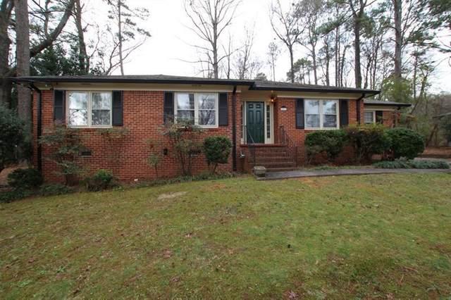 2013 Mercer Road SE, Smyrna, GA 30080 (MLS #6916333) :: Kennesaw Life Real Estate