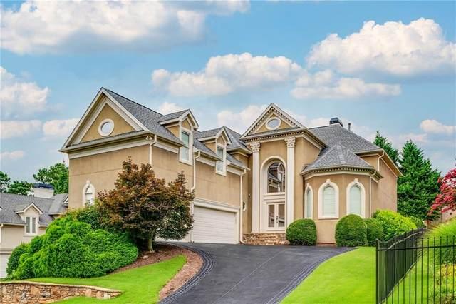 1050 Greatwood Manor, Alpharetta, GA 30005 (MLS #6916340) :: The Gurley Team