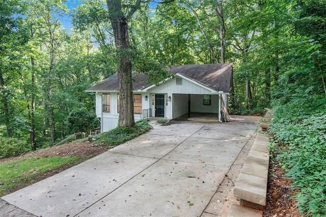 2162 Pine Tree Circle, Gainesville, GA 30501 (MLS #6916365) :: The Gurley Team