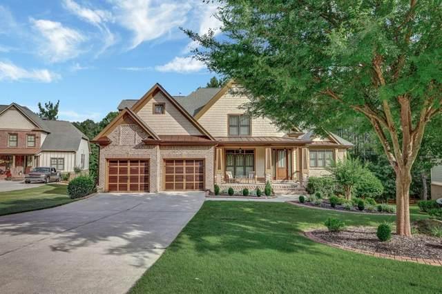 150 Trillium Lane, Acworth, GA 30101 (MLS #6916390) :: Path & Post Real Estate