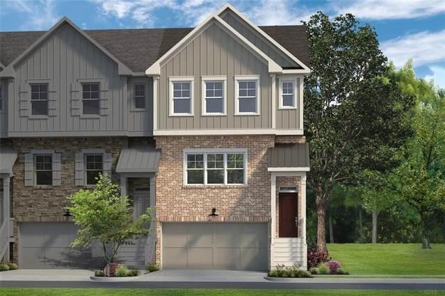 2507 Hedgeway Circle #13, Kennesaw, GA 30144 (MLS #6916439) :: Kennesaw Life Real Estate
