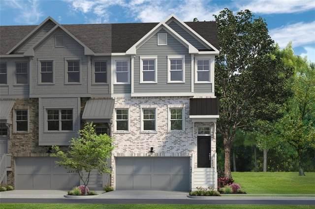 2509 Hedgeway Circle #14, Kennesaw, GA 30144 (MLS #6916448) :: Kennesaw Life Real Estate