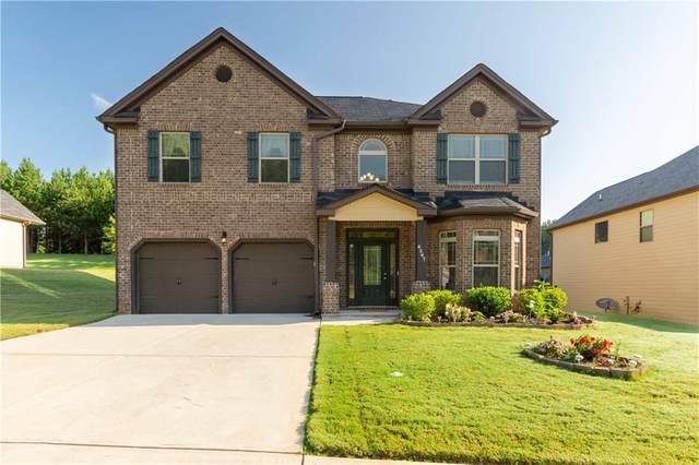 4247 Sawgrass Drive, Stonecrest, GA 30038 (MLS #6916455) :: North Atlanta Home Team