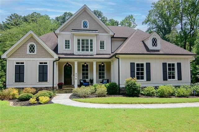 374 Cochran Drive, Norcross, GA 30071 (MLS #6916479) :: North Atlanta Home Team