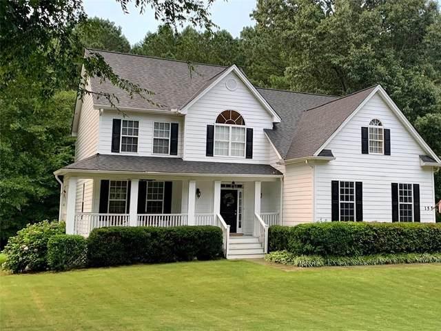155 Driftwood Trail, Fayetteville, GA 30215 (MLS #6916510) :: North Atlanta Home Team