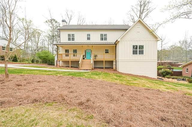 1299 Bellemeade Circle, Mableton, GA 30126 (MLS #6916636) :: North Atlanta Home Team