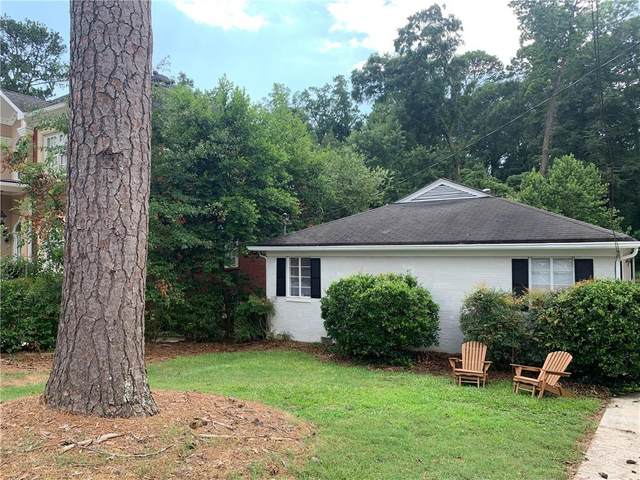 2240 Stephen Long Drive NE, Atlanta, GA 30305 (MLS #6916640) :: The Gurley Team