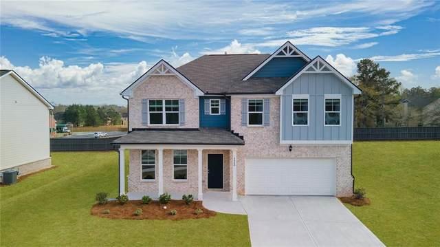 1856 Woodsley Court, Loganville, GA 30052 (MLS #6916645) :: North Atlanta Home Team