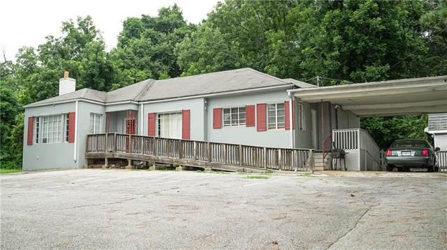 5046 N Henry Boulevard, Stockbridge, GA 30281 (MLS #6916665) :: AlpharettaZen Expert Home Advisors