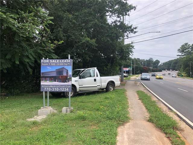 2513 Lawrenceville Highway, Decatur, GA 30033 (MLS #6916672) :: North Atlanta Home Team