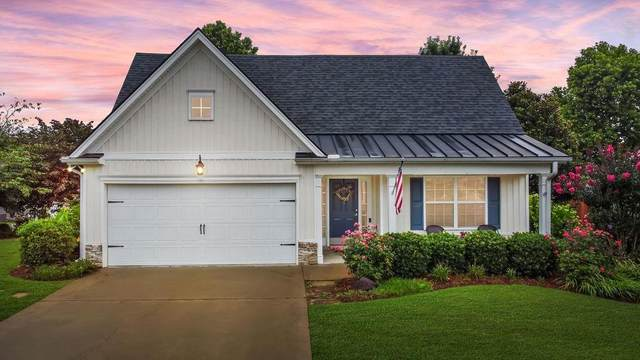 134 Village Drive, Canton, GA 30114 (MLS #6916687) :: The Kroupa Team   Berkshire Hathaway HomeServices Georgia Properties