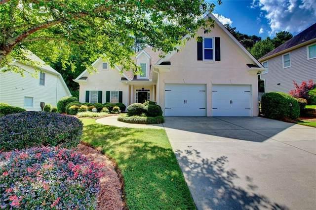 4009 Tritt Homestead Drive, Marietta, GA 30062 (MLS #6916695) :: Path & Post Real Estate
