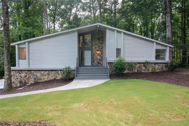 4379 Wood Creek Drive, Marietta, GA 30062 (MLS #6916716) :: North Atlanta Home Team