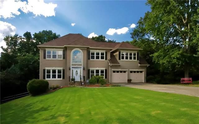 3200 Crestmont Way NW, Kennesaw, GA 30152 (MLS #6916717) :: North Atlanta Home Team