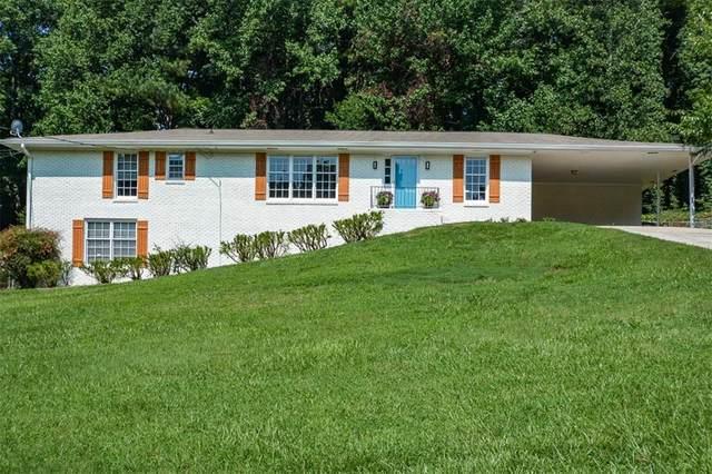 1701 Smithwood Drive, Marietta, GA 30062 (MLS #6916719) :: Kennesaw Life Real Estate