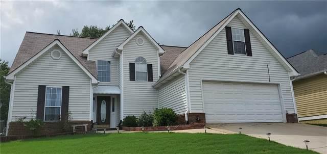 210 Providence Drive, Carrollton, GA 30116 (MLS #6916732) :: North Atlanta Home Team