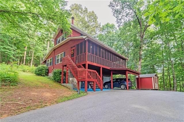 136 Fox Run Drive, Blue Ridge, GA 30513 (MLS #6916737) :: North Atlanta Home Team