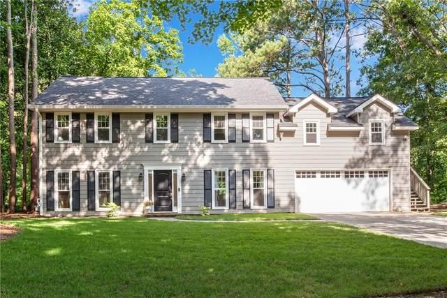2555 Old Orchard Trail, Marietta, GA 30062 (MLS #6916804) :: Path & Post Real Estate